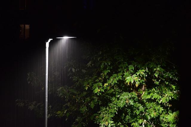 LED Gartenlaterne