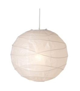 Papierlampen von IKEA