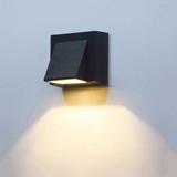 LED-Wandleuchte, Outdoor 3W wasserdichte Wandleuchte