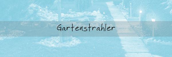 Gartenlampen / Gartenstrahler