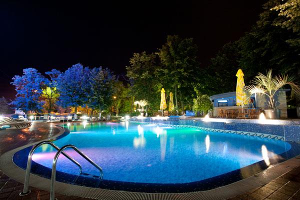 Unterwasserbeleuchtung für Pools