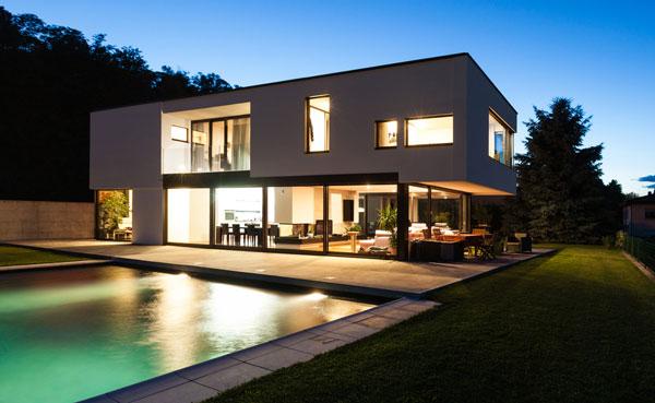 Immobilien besser verkaufen mit dem richtigen Licht
