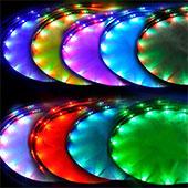 Lychee 7 Farben Wasserdicht Flexible LED Unterbodenbeleuchtung